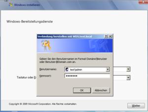 Windows Deployment Services | WDS | Windows 7 / 10 | Ausrollen